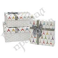 Коробка подарочная КП-2.3 (набор 3шт)