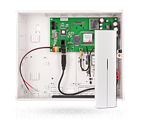 JA-101KR Контрольная панель с GSM / GPRS коммуникатором и радиомодулем