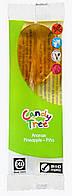 Органический леденец на палочке, ананас, без глютена, Candy Tree, 13 гр