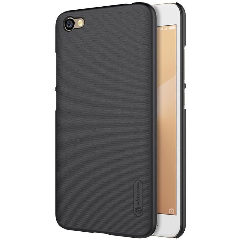 Nillkin Xiaomi Redmi Note 5A Super Frosted Shield Black Чехол Накладка Бампер