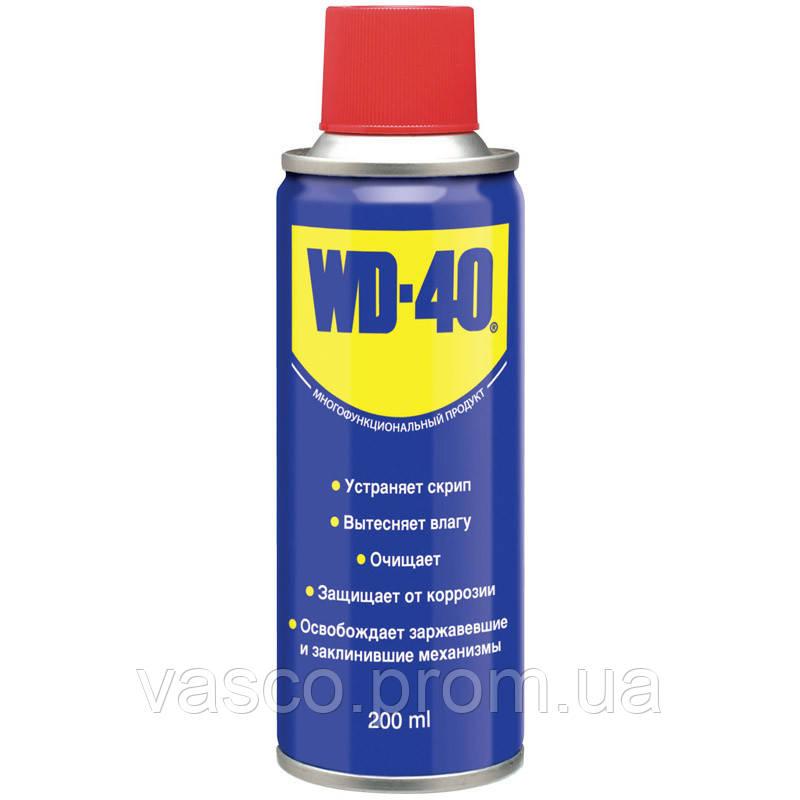 WD-40 200 мл Універсальний аерозоль