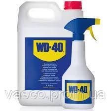 WD-40 5 л Універсальний аерозоль каністра+розпилювач