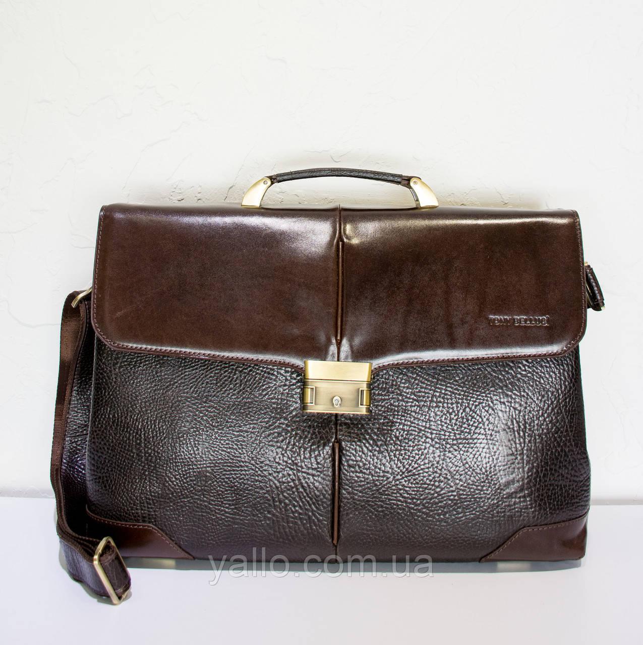 Кожаный портфель, Tony Bellucci T5038-886