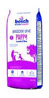 Bosch Breeder Puppy 20кг корм для щенков и подростков от 2 до 12 месяцев с ягненком