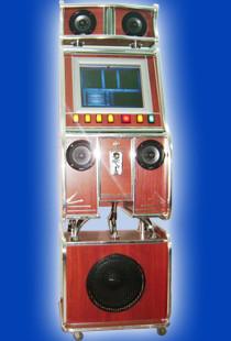 Музыкальный автомат La Bomba 5.0/Jukebox La Bomba 5.0