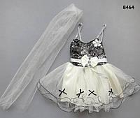 Нарядное платье для девочки. 1 год