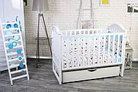 Детская кроваткаTwins iLove Белый