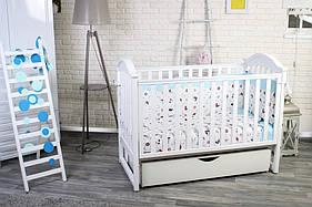 Детская кроваткаTwins iLove