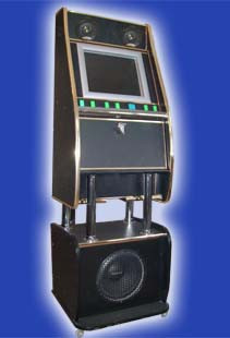 Музыкальный автомат La Bomba 7.0/Jukebox La Bomba 7.0