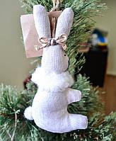 Новогодняя текстильная игрушка Заяц ТМ Прованс