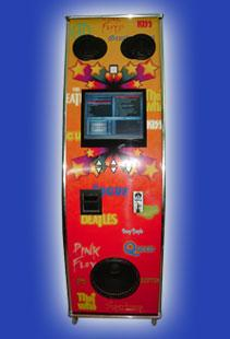Музыкальный автомат La Bomba 8.0/Jukebox La Bomba 8.0