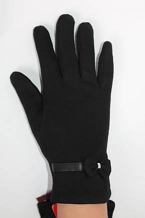 Стрейчевые перчатки+ Кролик  Маленькие, фото 2