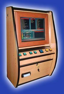 Музыкальный автомат La Bomba Mini/Jukebox La Bomba Mini