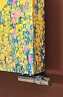 Дизайнерский радиатор вертикальный Matrix Hard Betatherm 2000, 55, 50, Низ, 1227, Дизайнерские, 495
