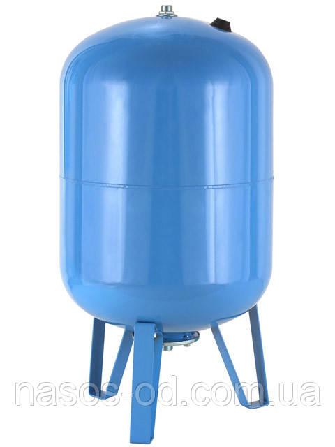 Гидроаккумулятор для воды Aquasystem VAV 100 (Италия) 100л (вертикальный)