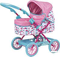 Коляска для куклы Делюкс Zapf Baby Born складываемая с сумкой 1423494 , фото 1