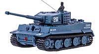Миниатюрная радиоуправляемая модель немецкого танка Tiger в масштабе 1/72. Отличное качество. Код: КГ2462