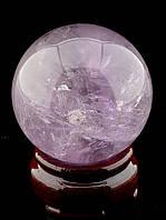 046420 Шар Аметист 58х58мм.  шарик из натурального камня