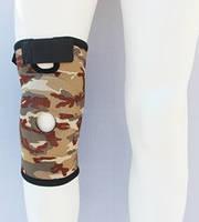 Бандаж для защиты связок коленного сустава (Серия OUTDOORS, открытый) ARMOR ARK 2101