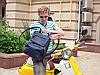 Рюкзак Trip Blue Babak 896062, фото 4
