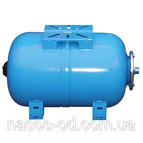 Гидроаккумулятор для воды Aquasystem VAO 24 (Италия) 24л (горизонтальный)