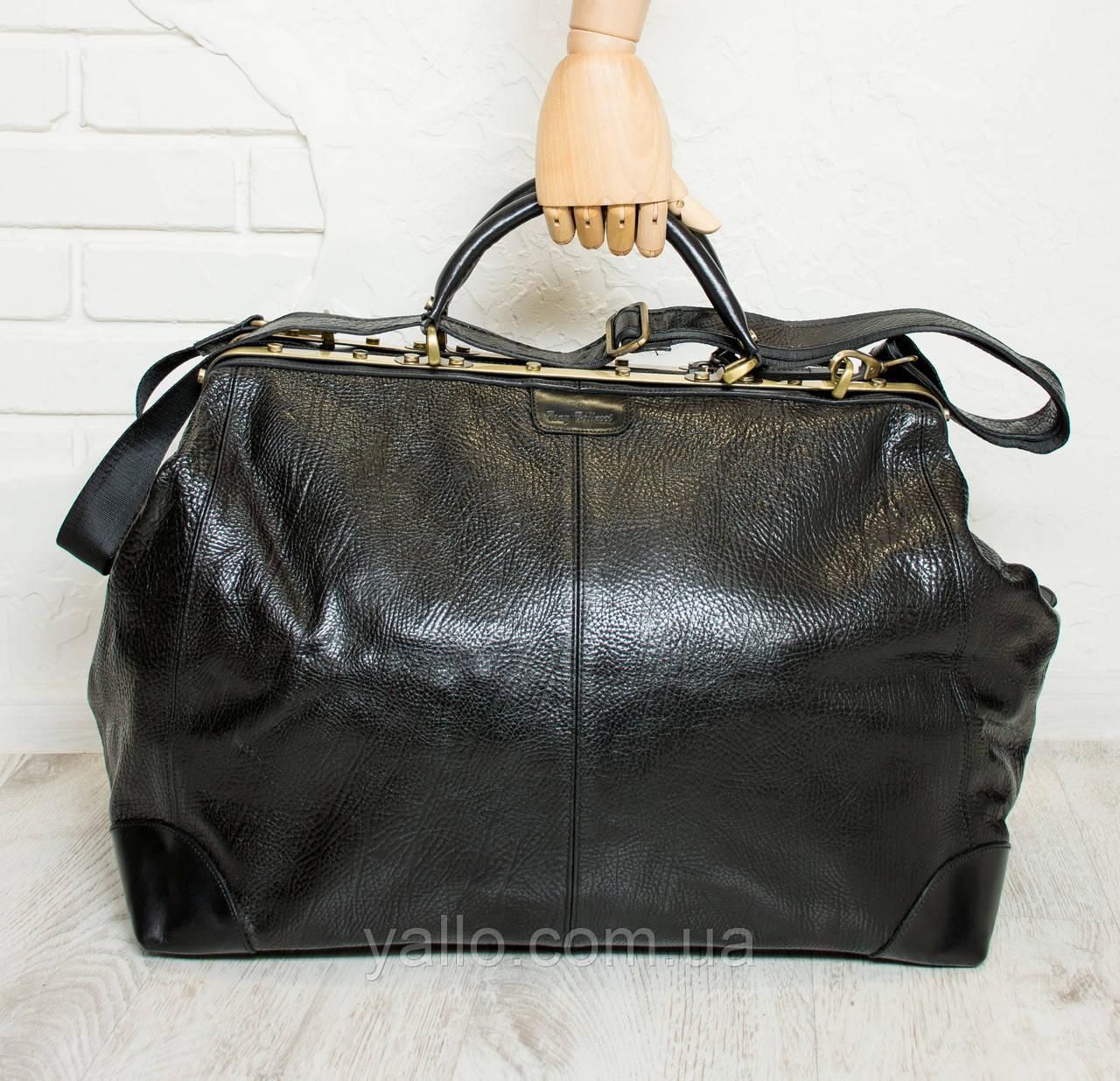 Дорожная кожаная сумка Tony Bellucci T5063-893