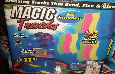 Светящийся трек. Magic Tracks, фото 2