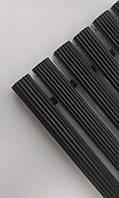 Входные грязезащитные решетки «Лен» наполнение (резина)