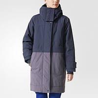 Женская длинная куртка adidas Essentials Long Padded Jacket BQ8333