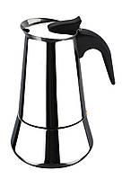 Гейзерная кофеварка эспрессо на 6 чашек BERGNER BG-2895-MM