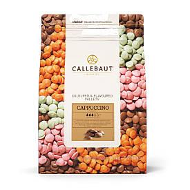 """Молочный шоколад со вкусом """"Капучино"""" 30,8 % какао (2,5 кг) ТМ """"Barry Callebaut Belgium"""""""