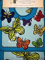 Набор ковриков в ванную комнату Mac carpet Египет (kod 4051)