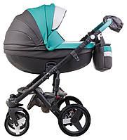 Универсальная коляска 2в1 Adamex Monte Carbon Deluxe D106