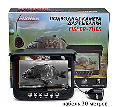 Подводная камера Fisher CR110-7HBS кабель 30 метров