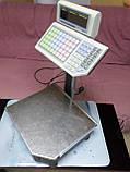 Весы чекопечатающие Штрих принт 15-2,5 бу., весы торговые купить бу, фото 2