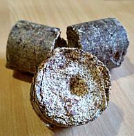 Древесные топливные брикеты типа Нестро (Nestro) из сосны