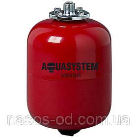 Бак расширительный Aquasystem VR 12 (Италия) для системы отопления 12л (разборной) (879182)