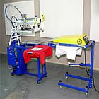 Полуавтомат для трафаретной печати SCHULZE НА 5070 (формат печати 50х70см), фото 3