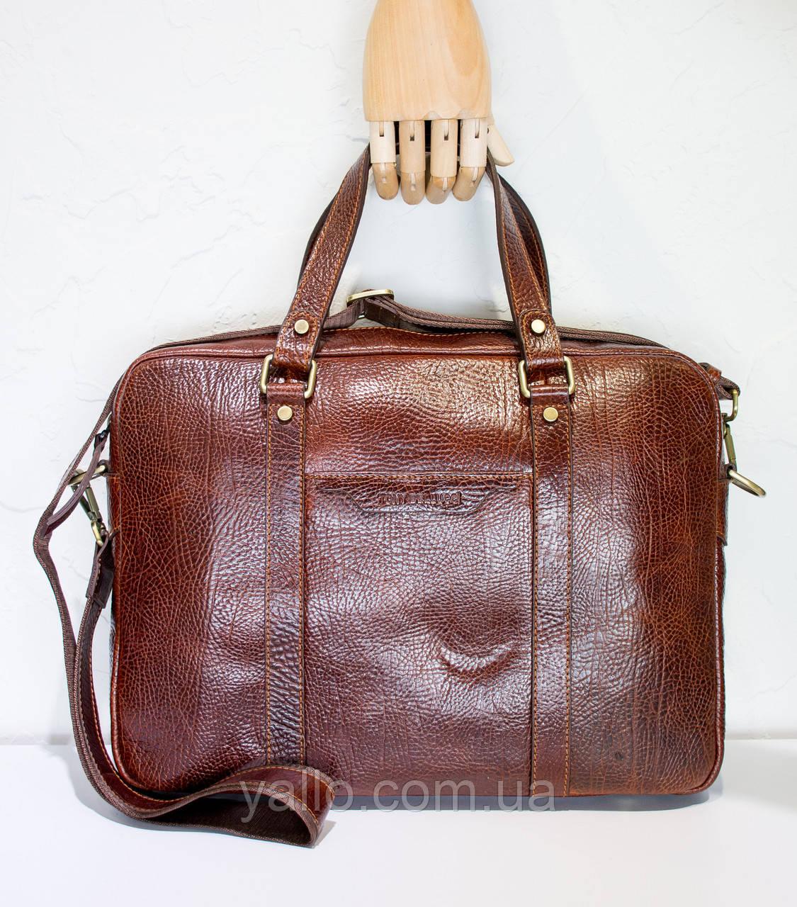 Мужская кожаная сумка Tony Belluccci T5075-896