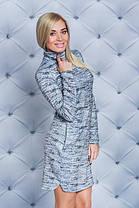 Женское трикотажное платье, фото 3