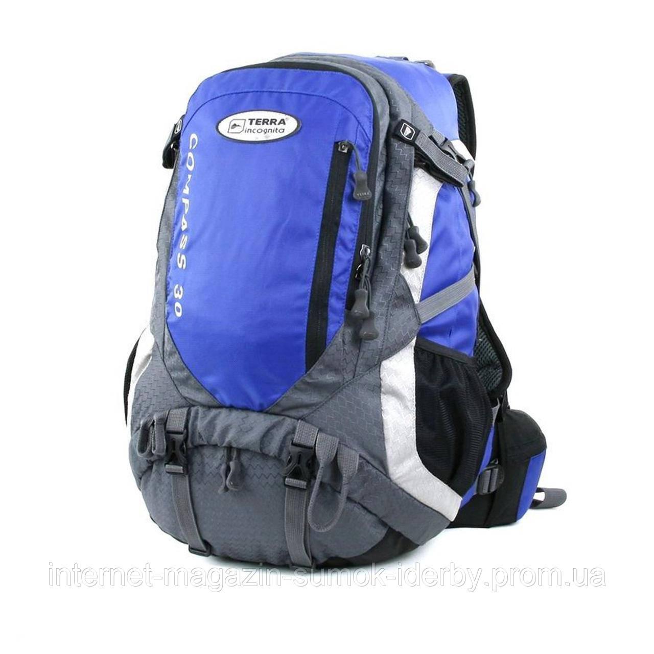 Рюкзак туристический terra incognita медведково сумка рюкзак