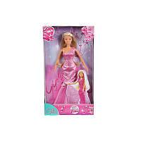 Кукла Штеффи в розовом платье Simba 5732465B