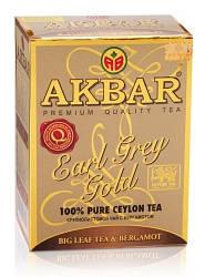 Чай Акbаr Earl Grey Граф Грэй 80 гр