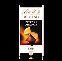 Швейцарский Шоколад Lindt Еxcellence с апельсином 100 грамм