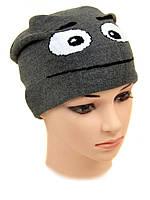 Зимняя детская шапка для мальчика
