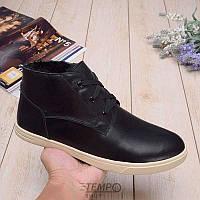 Угги UGG Kramer Leather Black, 41-46