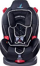 Автокрісло Caretero Sport Turbo (9-25кг) - black, група 1-2