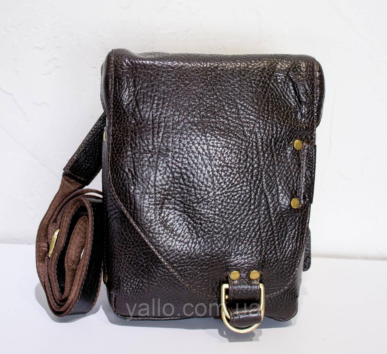 Натуральная кожаная сумка для мужчин Tony Bellucci T5079-886
