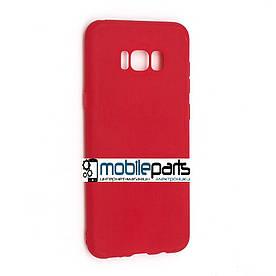 Оригинальный чехол для SMTT SAMSUNG S8 PLUS (Красный)