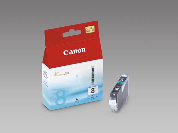 Чернильница Canon CLI-8PC (Photo Cyan) iP6600/ 6700D, Pro9000, фото 2